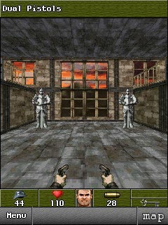 Jeu mobile Wolfenstein RPG - captures d'écran. Gameplay Wolfenstein RPG.