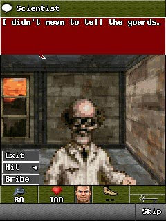 Mobile game Wolfenstein RPG - screenshots. Gameplay Wolfenstein RPG.