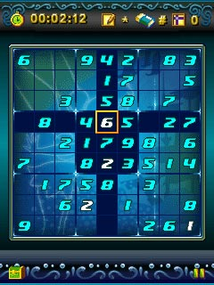 Download free mobile game: Disney Sudoku - download free games for mobile phone.