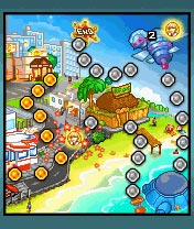 Download free game for mobile phone: Burger Rush - download mobile games for free.