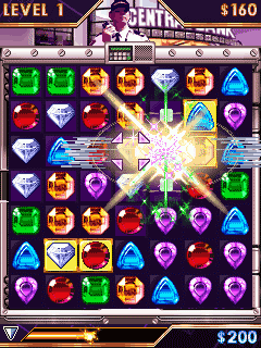 Diamond popstar java game for mobile. Diamond popstar free download.