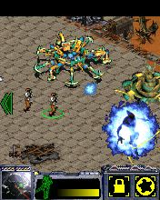 Download free mobile game: Mobile Starcraft - Ghost - download free games for mobile phone.