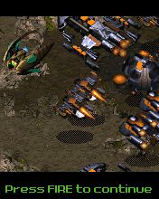 Download free game for mobile phone: Mobile Starcraft - Ghost - download mobile games for free.
