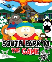 South Park 10: The Game