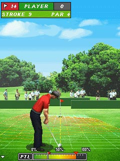 Download free game for mobile phone: Pro Golf 2010. World Tour - download mobile games for free.