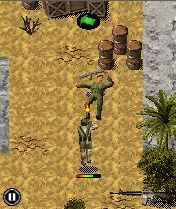 Mobile game JTF - Joint Task Force: Action - screenshots. Gameplay JTF - Joint Task Force: Action.