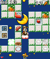 Download free mobile game: Bobby Carrot 5. Level Up 8 - download free games for mobile phone.