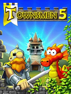 Download free Townsmen 5 - java game for mobile phone. Download Townsmen 5