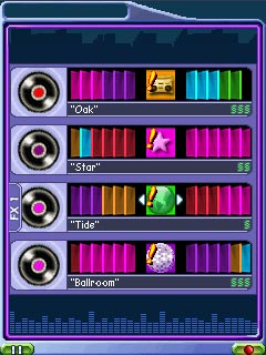 Download free mobile game: The Sims DJ 3D - download free games for mobile phone.