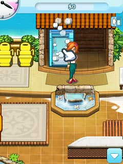Download free game for mobile phone: Sally\'s Spa - download mobile games for free.