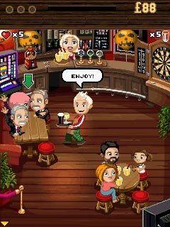 Download free mobile game: Pubmania - download free games for mobile phone.