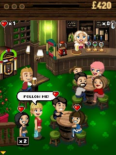 Download free game for mobile phone: Pubmania - download mobile games for free.