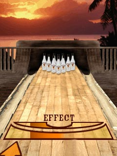 Download free mobile game: Malibu Bowling - download free games for mobile phone.
