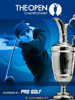 Golf. The Open 2009