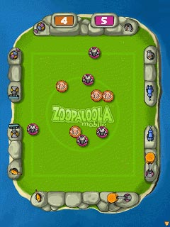 Download free mobile game: Zoopaloola - download free games for mobile phone.