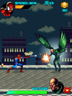 Free Game Download Spiderman Toxic City