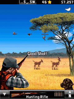 Download free game for mobile phone: Big Range Hunting 2 - download mobile games for free.
