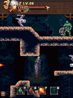 Download free mobile game: Castlevania: Reincarnation - download free games for mobile phone.