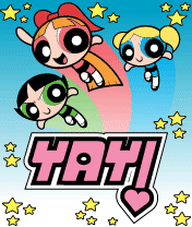 Jeu mobile Les Filles Omnipuissantes: La Folie de Mojo - captures d'écran. Gameplay The Powerpuff Girls: Mojo Madness.