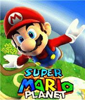 Download free Super Mario Planet - java game for mobile phone. Download Super Mario Planet
