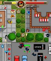 Jeu mobile Le Facteur - captures d'écran. Gameplay Postal.