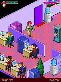 Mobile game Office Dares - screenshots. Gameplay Office Dares.