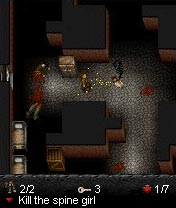 Mobile game Darkest Fear - screenshots. Gameplay Darkest Fear.