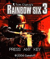 Tom Clancy's: Rainbow Six 3