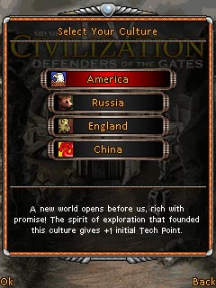 Download free mobile game: Sid Meier's Civilization 4: Defenders of the Gates - download free games for mobile phone.