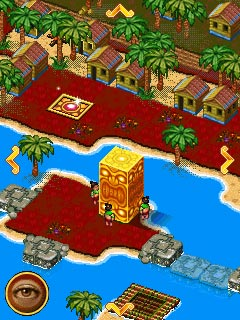 Download free game for mobile phone: Diamond Islands 2 - download mobile games for free.