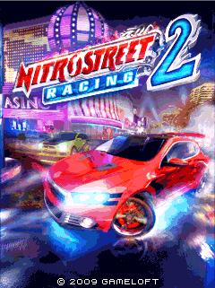 nitro street racing 2 touch screen 240x320