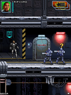 Download free mobile game: G.I. JOE: The Rise of Cobra - download free games for mobile phone.