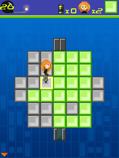 Mobile game Kim Possible - screenshots. Gameplay Kim Possible.