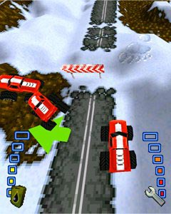 Download free game for mobile phone: Turbo Jet Ski 3D - download mobile games for free.