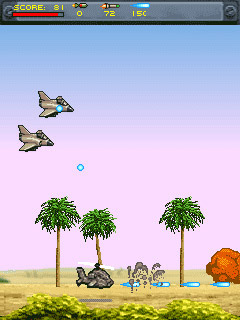Mobile game Cobra Strike Force - screenshots. Gameplay Cobra Strike Force.