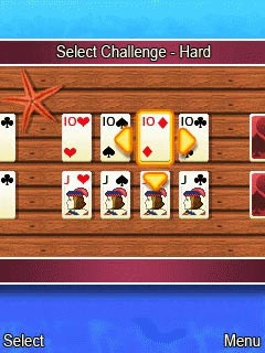 Mobile game Party Island Solitaire 16 Pack - screenshots. Gameplay Party Island Solitaire 16 Pack.