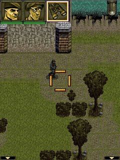Jeu mobile Commando - captures d'écran. Gameplay Commandos.