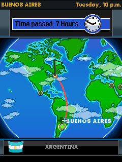 Mobile game Where in The World is Carmen Sandiego - screenshots. Gameplay Where in The World is Carmen Sandiego.