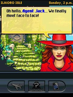 Download free mobile game: Where in The World is Carmen Sandiego - download free games for mobile phone.