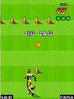 Mobile game Villareal Football Trainer - screenshots. Gameplay Villareal Football Trainer.