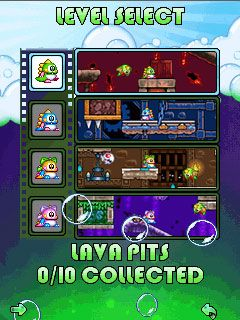 Download free mobile game: Bubble Bobble Evolution - download free games for mobile phone.