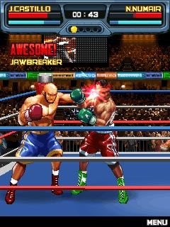 Jeu mobile Les Légendes de Knock-Out - captures d'écran. Gameplay KO Legends.