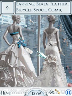 Jeu mobile Les Rêves Se Réalisent 2: Manhattan - captures d'écran. Gameplay Dream Day Wedding 2: Manhattan.
