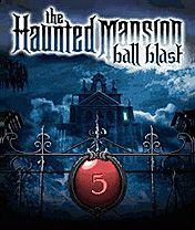 Haunted Mansion Ball Blast