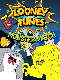 Looney Tunes Monster Match