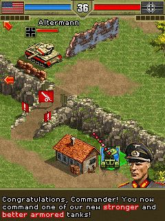 Download free game for mobile phone: Panzer General - download mobile games for free.