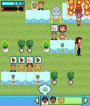 Mobile game Wedding Dash - screenshots. Gameplay Wedding Dash.