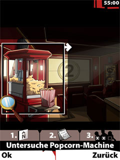 Jeu mobile L'Indice - captures d'écran. Gameplay Cluedo.
