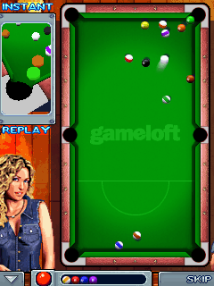 Midnight pool 3 java game for mobile. Midnight pool 3 free download.