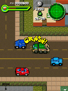 Mobile game Trash Racer - screenshots. Gameplay Trash Racer.